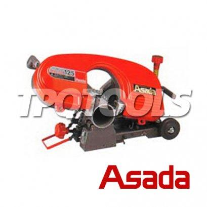 เครื่องเลื่อยเหล็ก (แบบสายพาน) Cutting Machine รุ่น BAND SAW 125