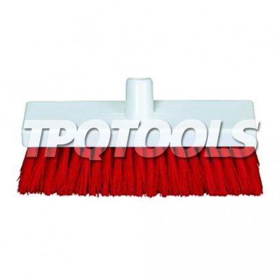 """แปรงทำความสะอาด 12"""" Stiff Poly Yard Broom Head COT-907-6070K"""