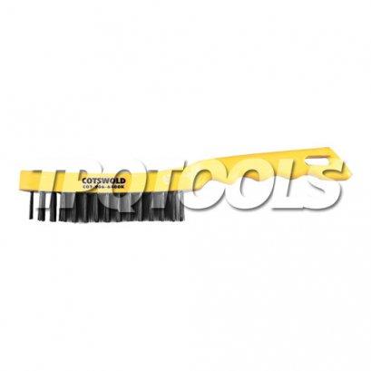 แปรงลวดเหล็ก-สแตนเลส/แปรงรูปถ้วย Wire Scratch Brushes