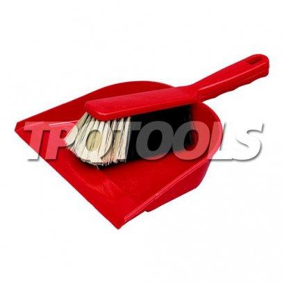 แปรงทำความสะอาด Plastic Dustpan & Brush COT-907-4600K