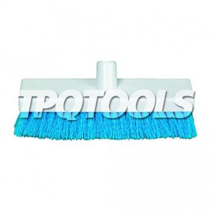 """แปรงทำความสะอาด 12"""" Stiff Poly Sweep Broom Head"""