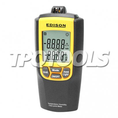 RELATIVE HUMIDITY & TEMPERATURE TESTER EDI-312-4040K