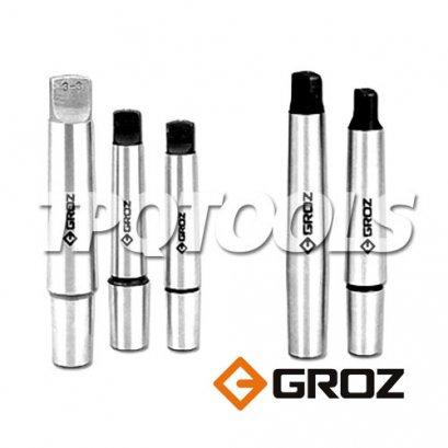 แกนเตเปอร์ (Drill Chuck Arbors) GROZ