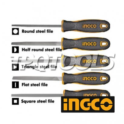 ชุดตะไบ 8 นิ้ว INGCO-HKTFS0508