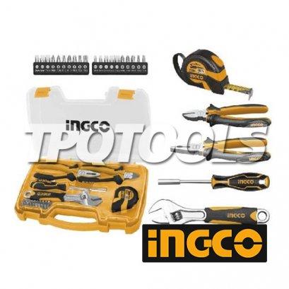 ชุดเครื่องมือช่าง 25 ชิ้น INGCO-HKTH10258