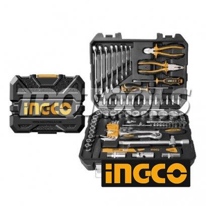 ชุดเครื่องมือช่าง 77 ชิ้น INGCO-HKTHP20771