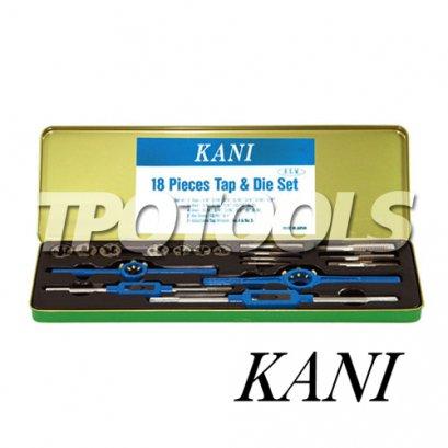 ชุดต๊าปเกลียว KANI-18BSW