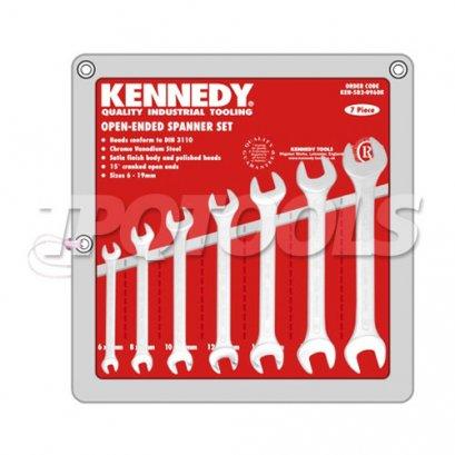 ชุดประแจปากตาย KEN-582-0960K