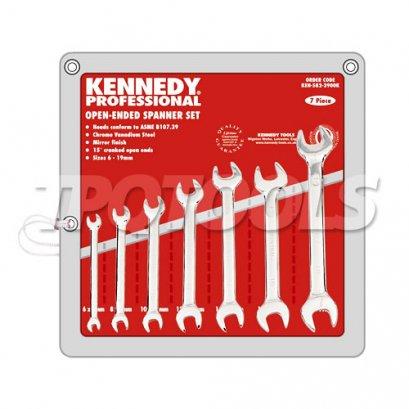 ชุดประแจปากตาย KEN-582-3910K