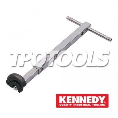 ประแจขันน็อต Self Adjusting Basin Wrenches Telescopic Type KEN-588-6030K