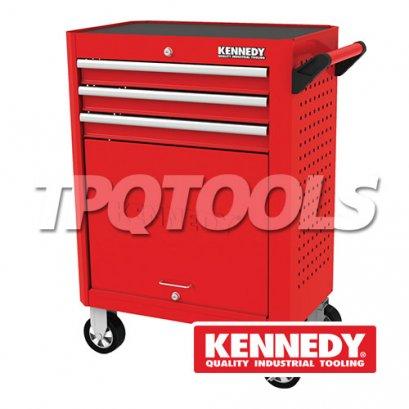 ตู้เครื่องมือ 3 DRAWER ROLLER CABINET KEN-594-2020K
