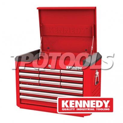 """ตู้เครื่องมือ RED-28"""" 12 DRAWER TOP CHEST KEN-594-2420K"""