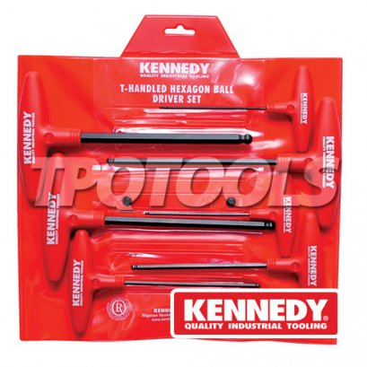 ชุดประแจหกเหลี่ยม หัวบอล KEN-602-7770K