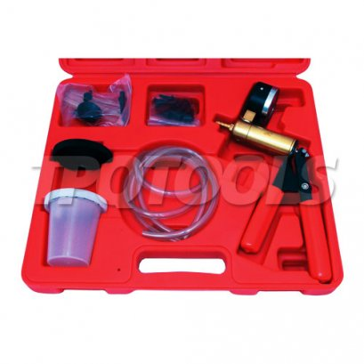 VACUUM TESTING & BRAKE BLEEDING KIT