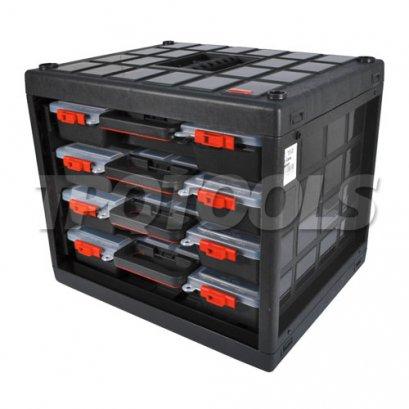 กล่องเครื่องมือ ชนิดมีลิ้นชัก KEN-593-2380K