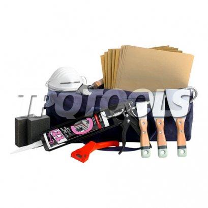 ชุดกระเป๋าเครื่องมือช่าง 25 ชิ้น KEN-595-4100K
