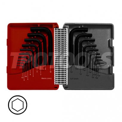 ชุดประแจหกเหลี่ยม KEN-601-1060K