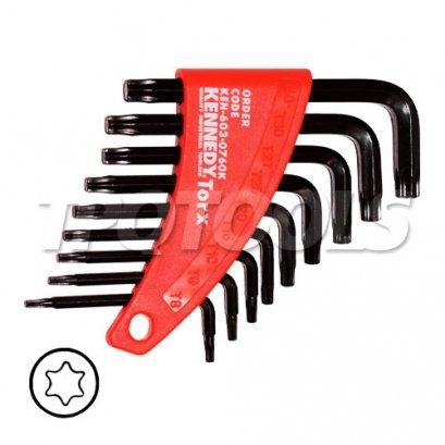 ชุดประแจหกเหลี่ยม KEN-603-0760K