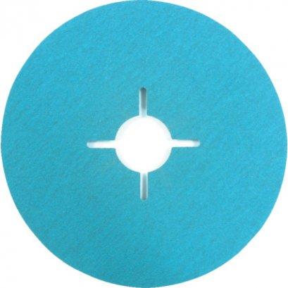 Zirconium Stainless Steel Grade Fibre Discs.