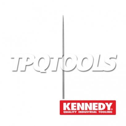 """ตะไบ 14cm (5.1/2"""") SQUARE CUT4 NEEDLE FILE KEN-031-5440K"""