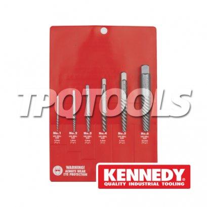 ดอกถอนเกลียวชุด Screw Extractor Sets KEN-075-1160K