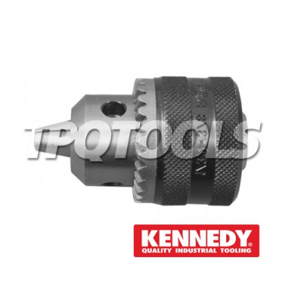 Heavy Duty Industrial Keyed Drill Chuck