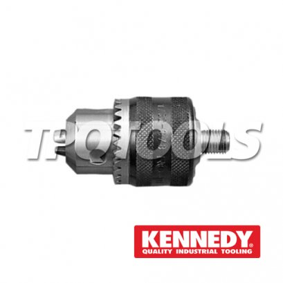 Standard Duty Industrial Keyed Drill Chuck