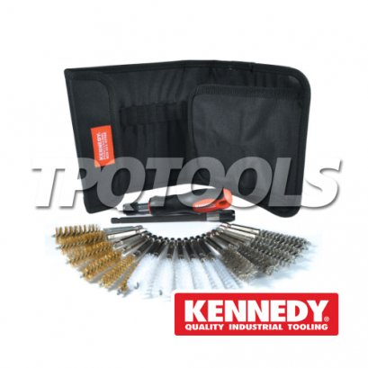 Cleaning & Decarbonising Brush Set - 20 piece KEN-503-4990K