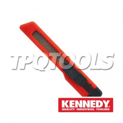 มีดคัตเตอร์ Mini Lightweight Retractable Knives KEN-537-0200K