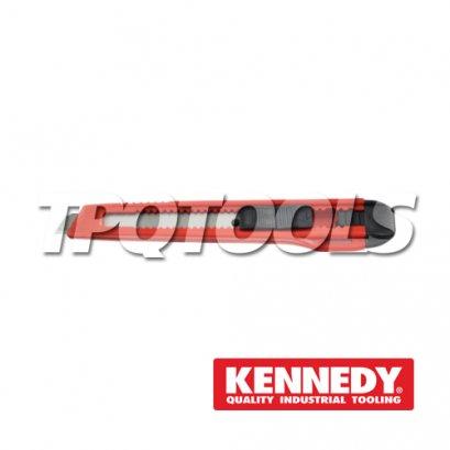 มีดคัตเตอร์ MINI KNIFE - 13-SEG SNAP- OFF BLADE KEN-537-0290K