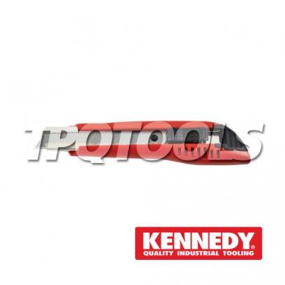 มีดคัตเตอร์ AUTOLOCK KNIFE - 8-SEG SN AP-OFF BLADE KEN-537-0350K