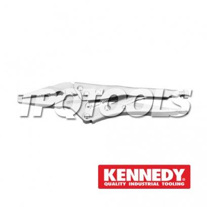 คีมล็อค Grip Wrenches Long Nose Hose Clamp KEN-558-8060K, KEN-558-8070K