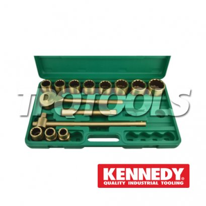 Spark-Resistant Safety Socket Set 3/4 Sq.Dr. KEN-582-8500K