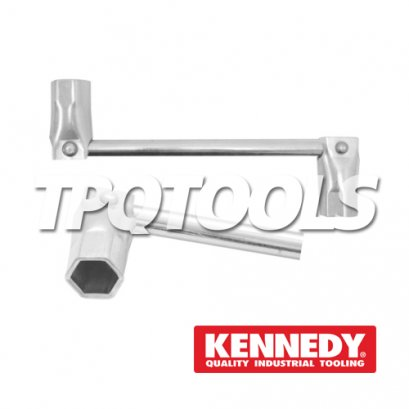 ประแจบล็อก Double Ended Swing Over Spanner KEN-580-9040K