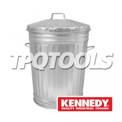 Galvanised Dustbins KEN-907-9000K