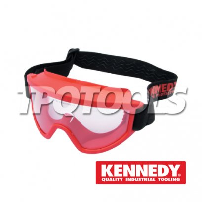 Condor Anti-Gas & Flame Resistant Safety Goggles KEN-960-8130K, KEN-960-8120K