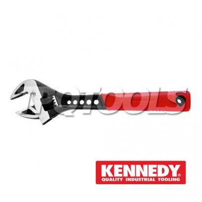 ประแจเลื่อน Cushion Grip Adjustable Wrench