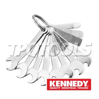ชุดประแจปากตาย KEN-582-3780K