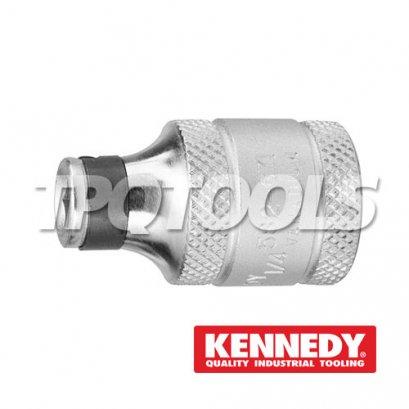ข้อต่อบล็อก Hex Bit Adaptors KEN-582-4230K, KEN-582-5200K