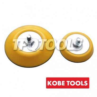 For use with Kobe Hook-n-Loop backed sanding discs