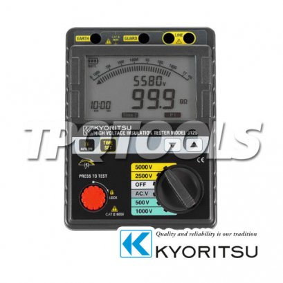 HIGH VOLTAGE INSULATION TESTERS : 3125