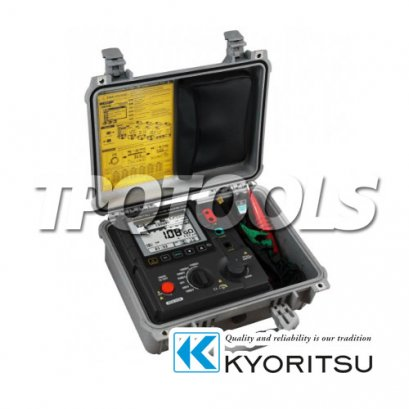 HIGH VOLTAGE INSULATION TESTERS : 3128