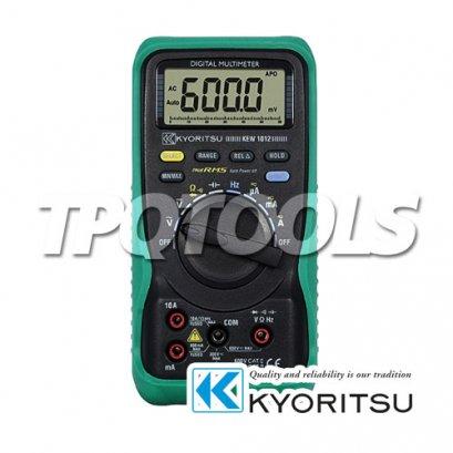 ดิจิตอลมัลติมิเตอร์ KEW 1012