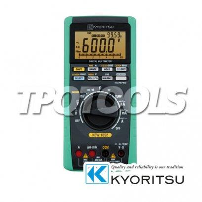 ดิจิตอลมัลติมิเตอร์ KEW 1052