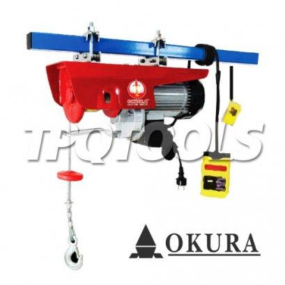 รอกสลิงไฟฟ้า E-OK-PA3-1200W