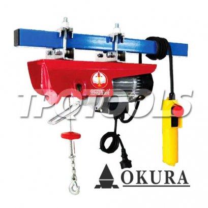 รอกสลิงไฟฟ้า E-OK-PA3 Series