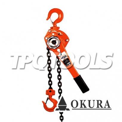 รอกโซ่มือโยก OKURA OK-LB