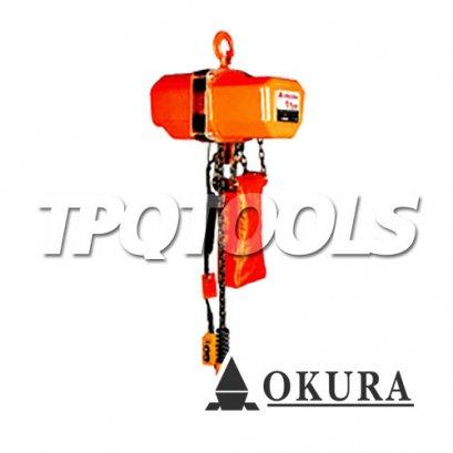 รอกโซ่ไฟฟ้า OK-10A, OK-20A, OK-30A