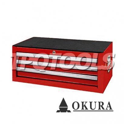 ตู้เครื่องมือ 3 ชั้น OK-TC-03X