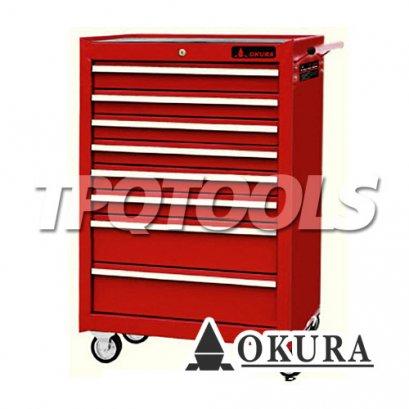 ตู้เครื่องมือ 8 ชั้น OK-TC-X8